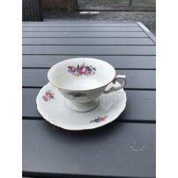 Antiek koffieservies Wawel