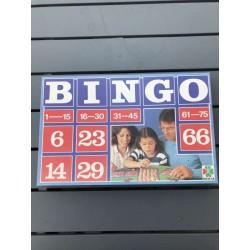 Vintage Bingo-spel