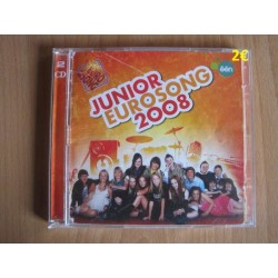 Dubbel CD Junior Eurosong 2008