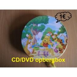 CD/DVD opbergbox Winnie The...