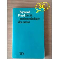 Het ik en de psychologie...