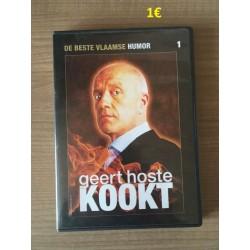 Geert Hoste kookt