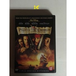 Pirates of Caribbean - The...