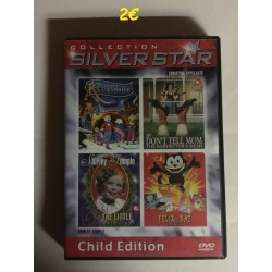 Silver star - Child Edition