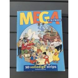 Mega Stripboek