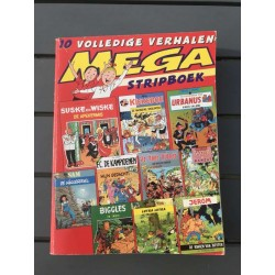 Mega Stripboek