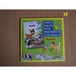 Luister CD Bambi